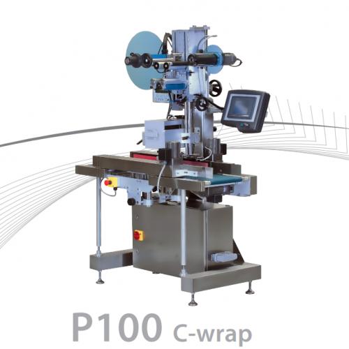 Labelling machine P100